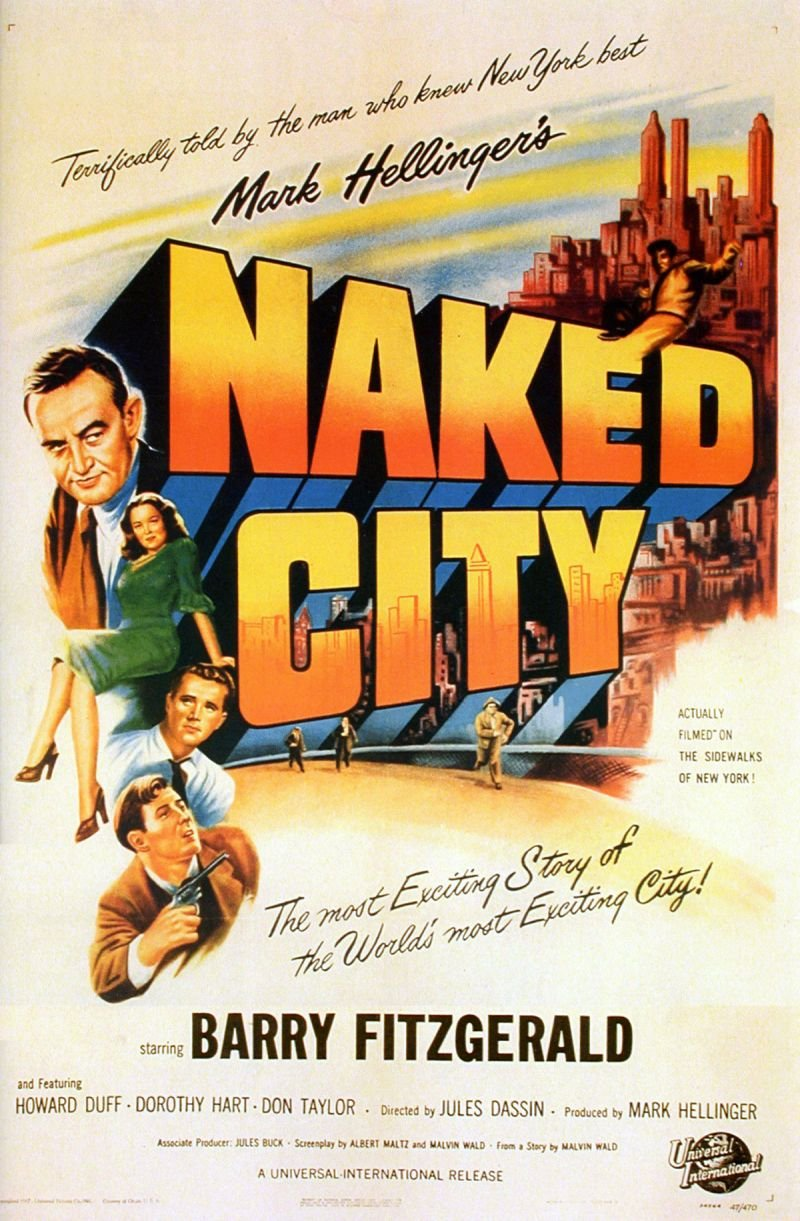 Naked City, The