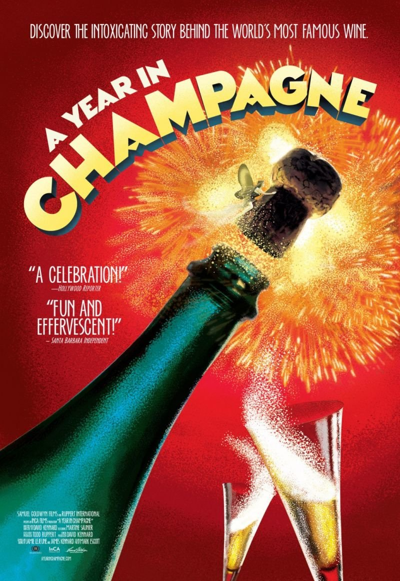 Year in Champagne, A