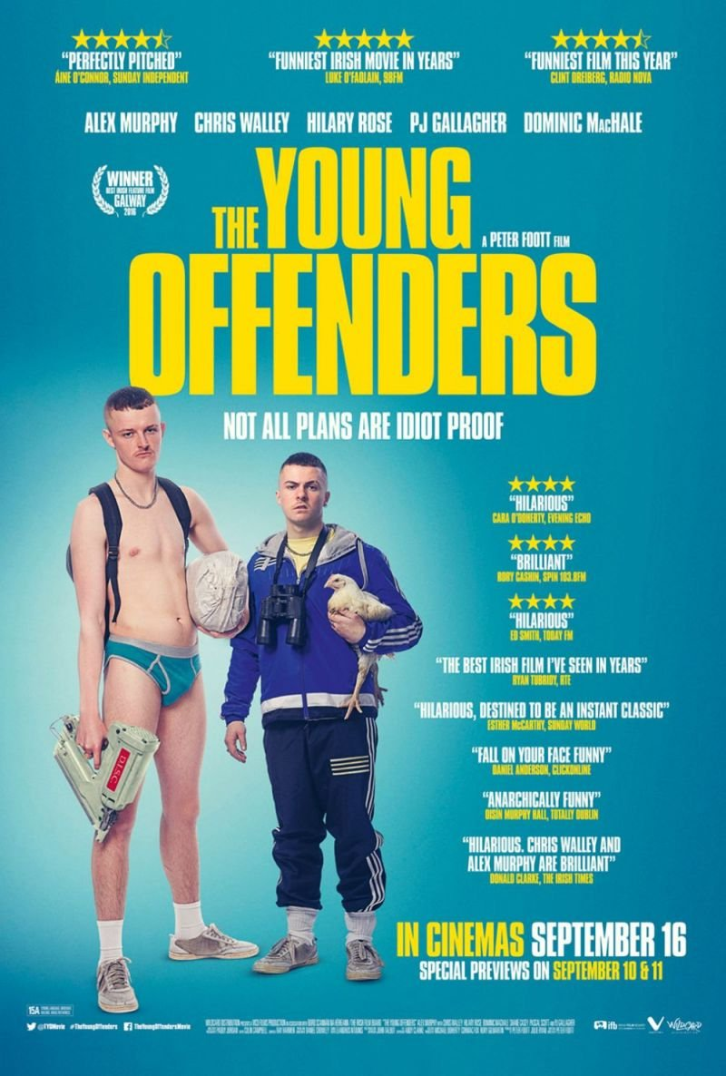 Young Offenders, The