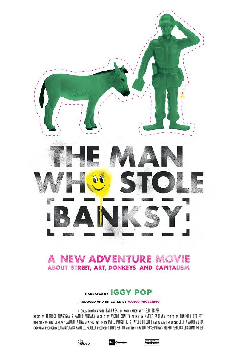 Man Who Stole Banksy, The