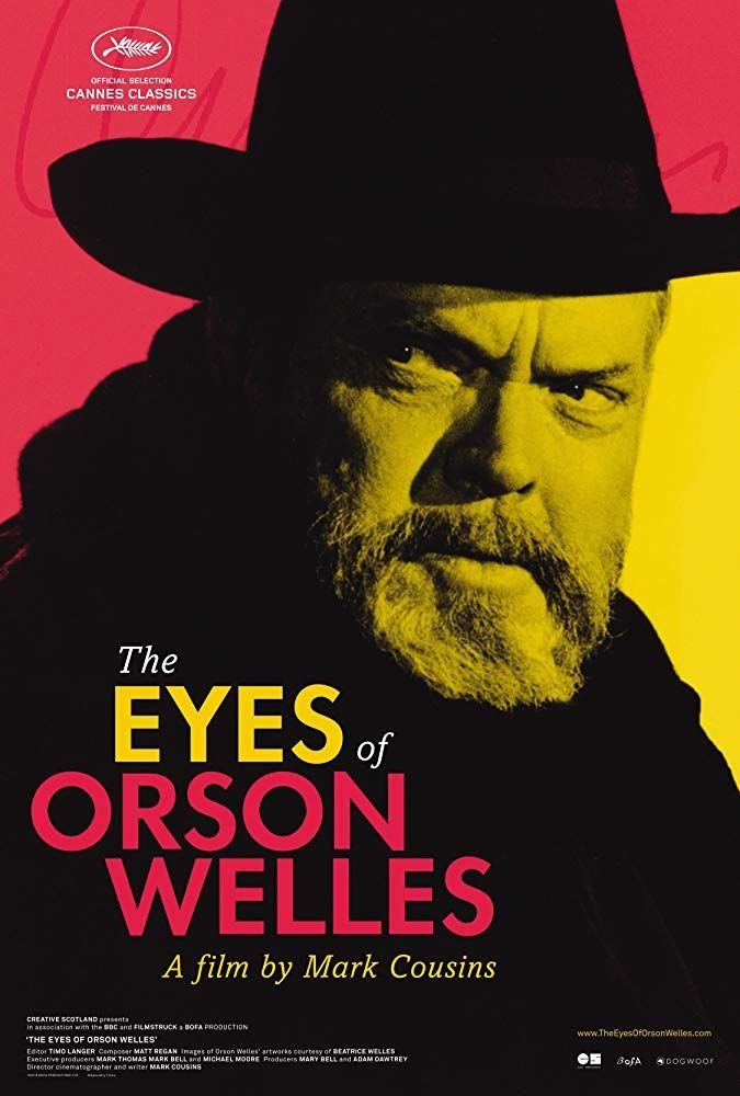 Eyes of Orson Welles, The