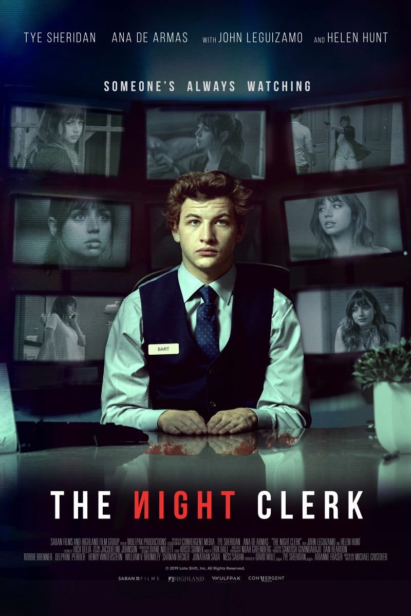 Night Clerk, The