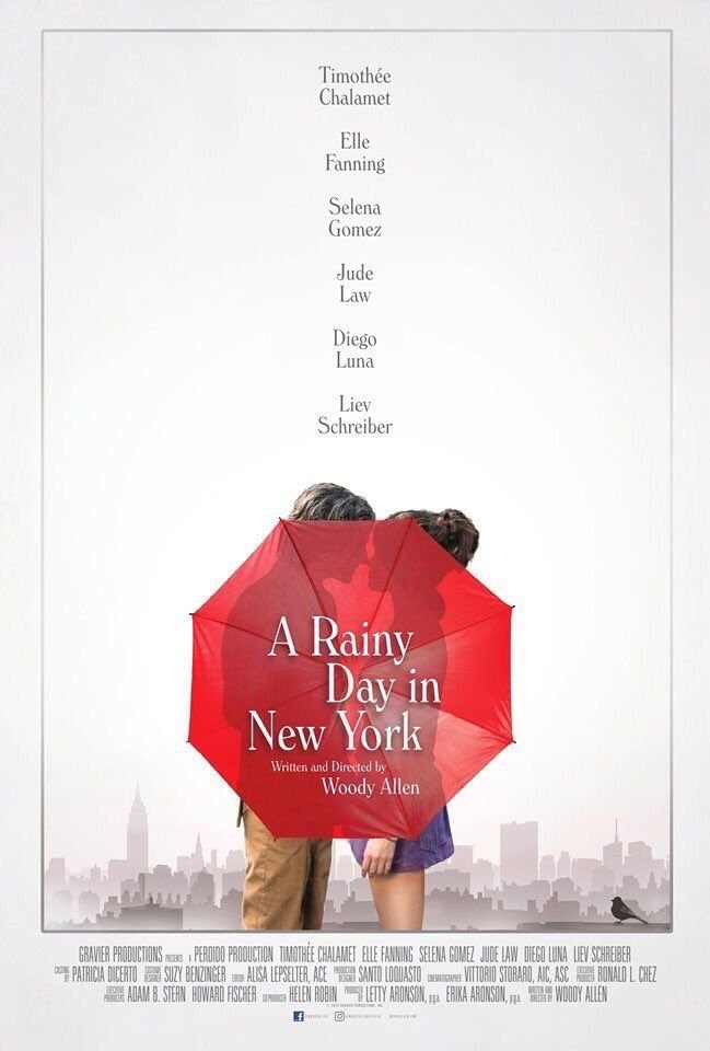 Rainy Day in New York, A