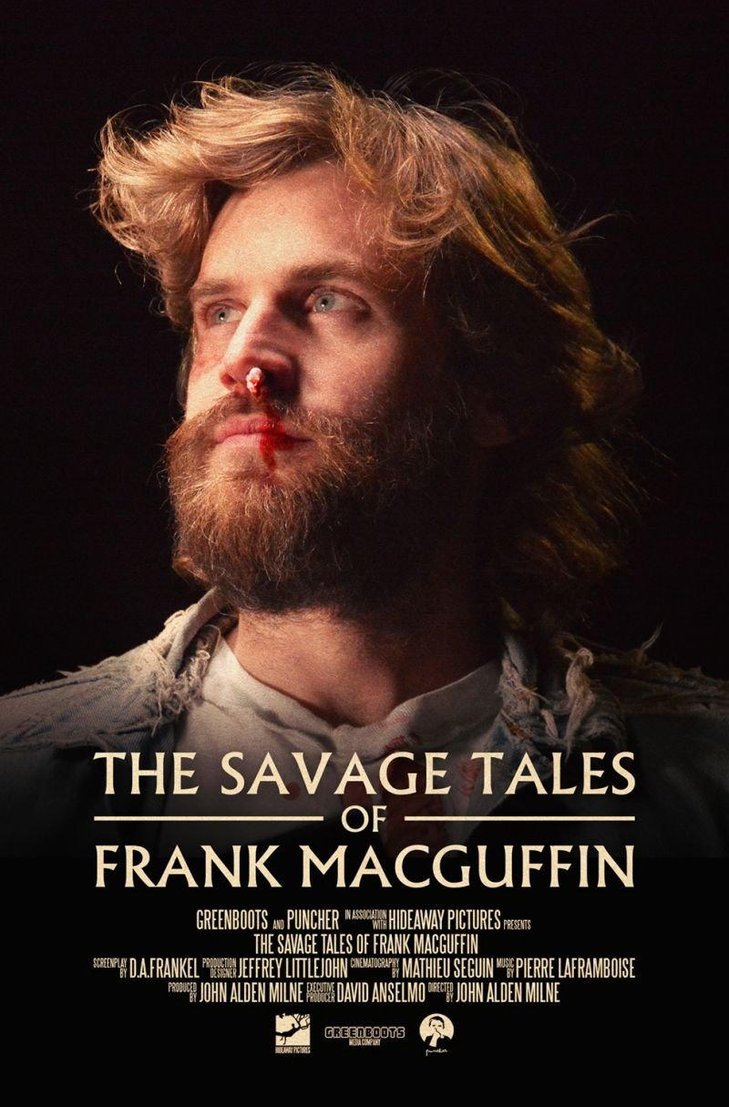 Savage Tales of Frank MacGuffin, The