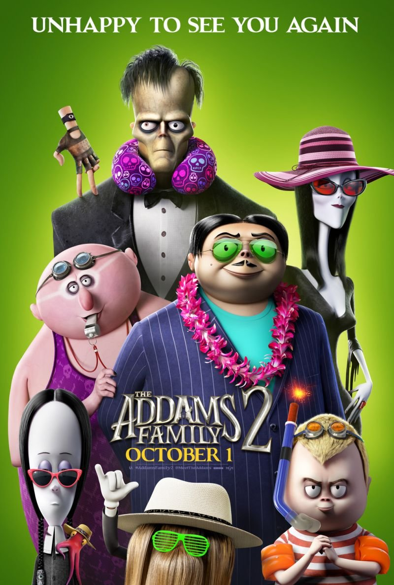 Addams Family 2, The