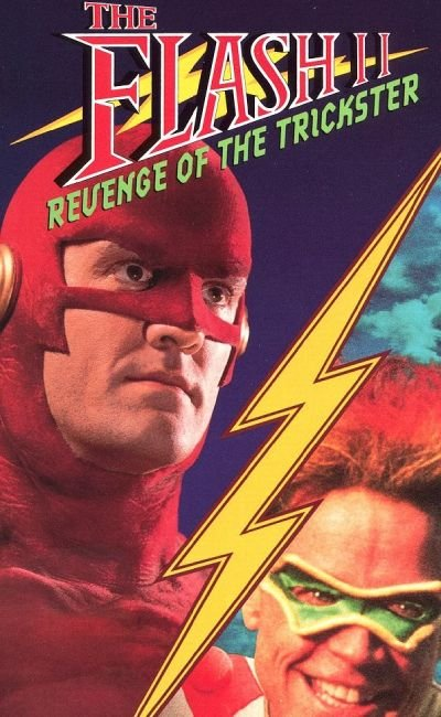 Flash II: Revenge of the Trickster, The