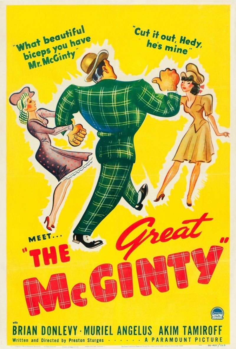 Great McGinty, The