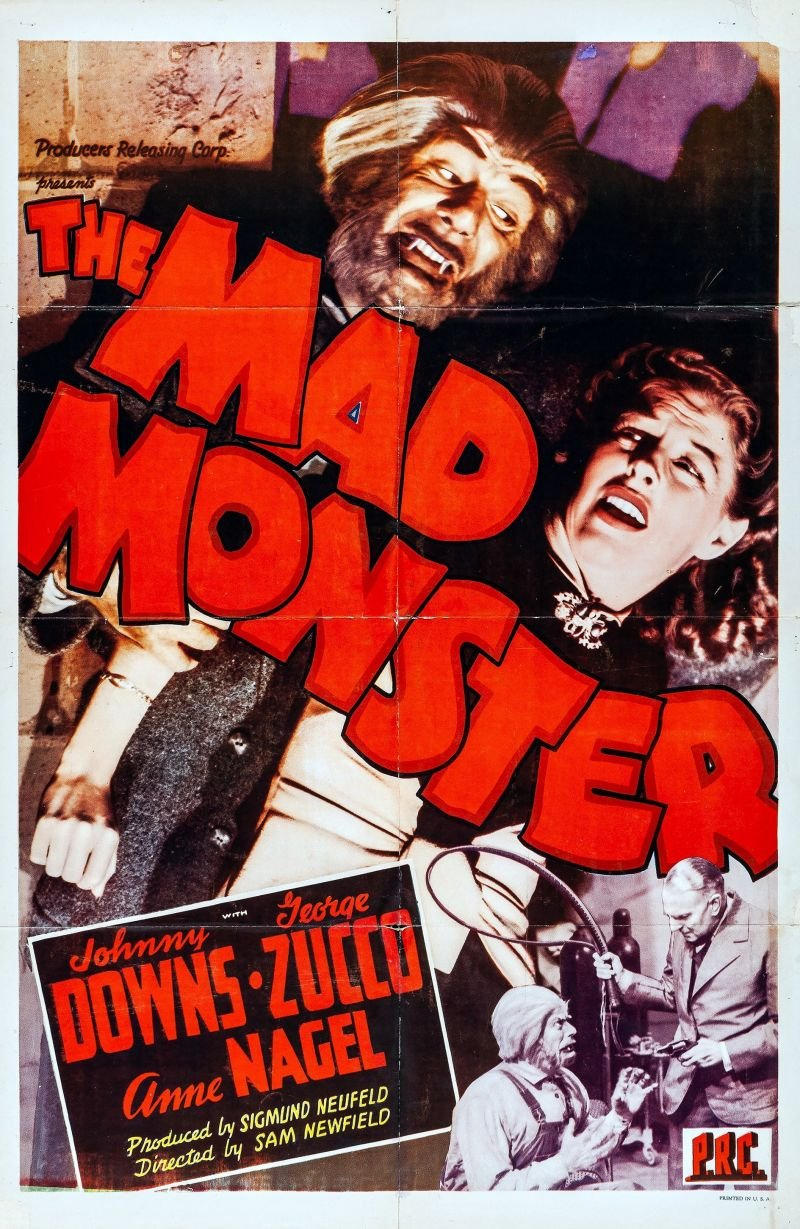 Mad Monster, The