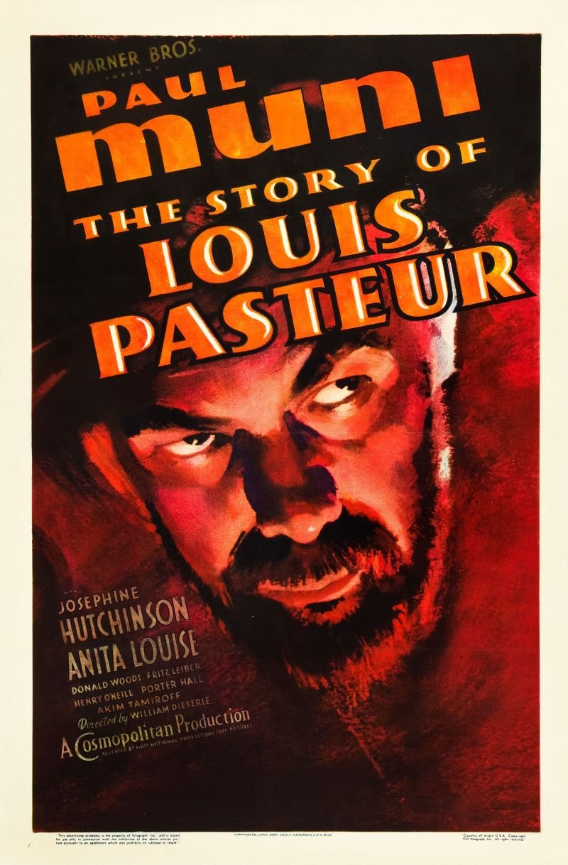 Story of Louis Pasteur, The
