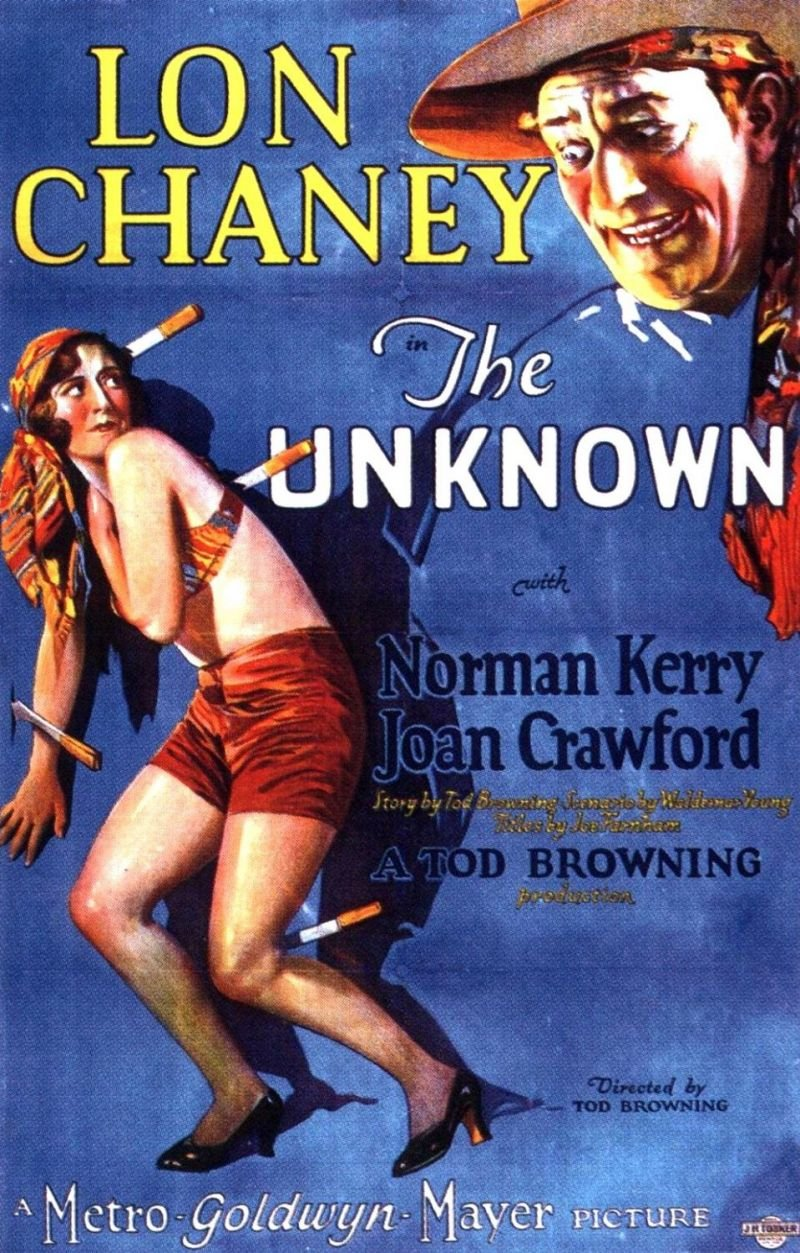 Unknown, The