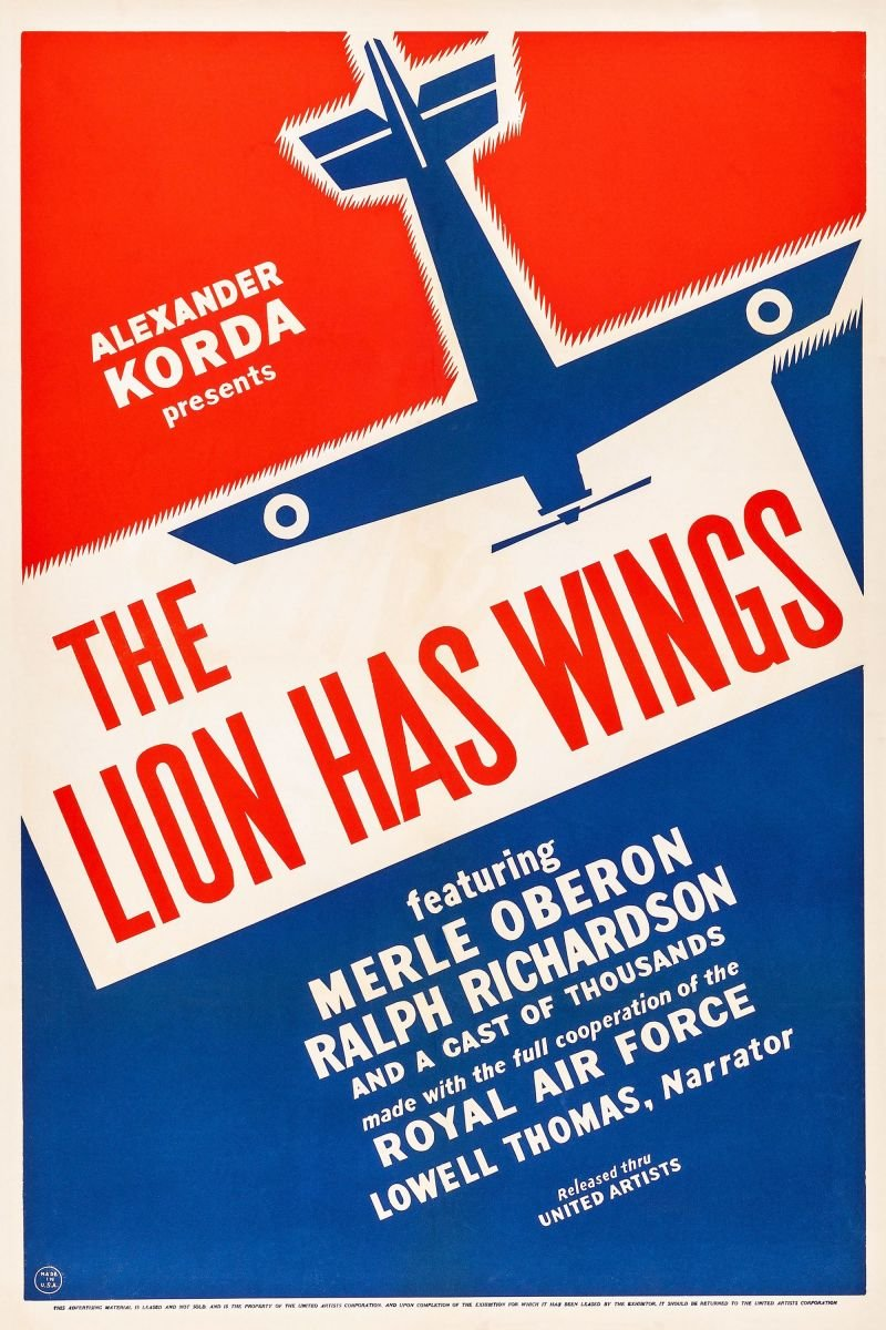 Lion Has Wings, The