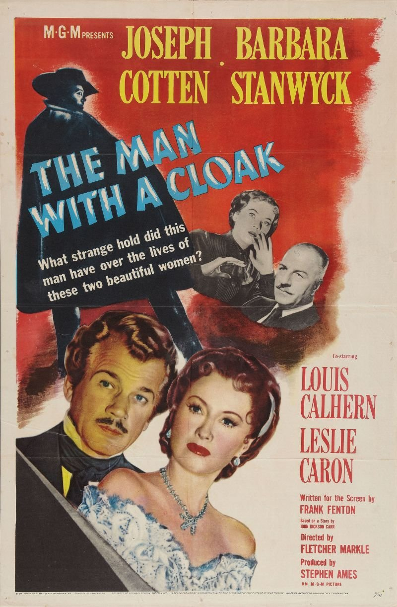 Man with a Cloak, The