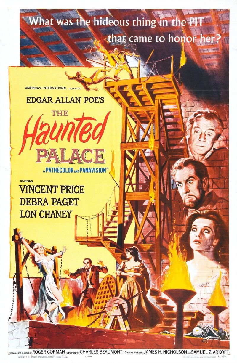 Haunted Palace, The