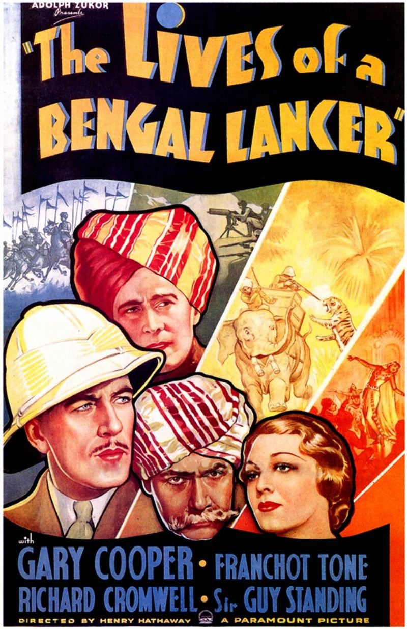 Lives of a Bengal Lancer, The