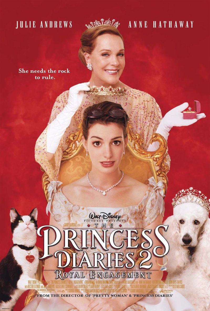 Princess Diaries 2: Royal Engagement, The