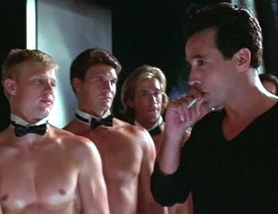 Chippendales Murder, The