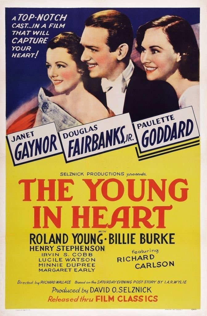 Young in Heart, The