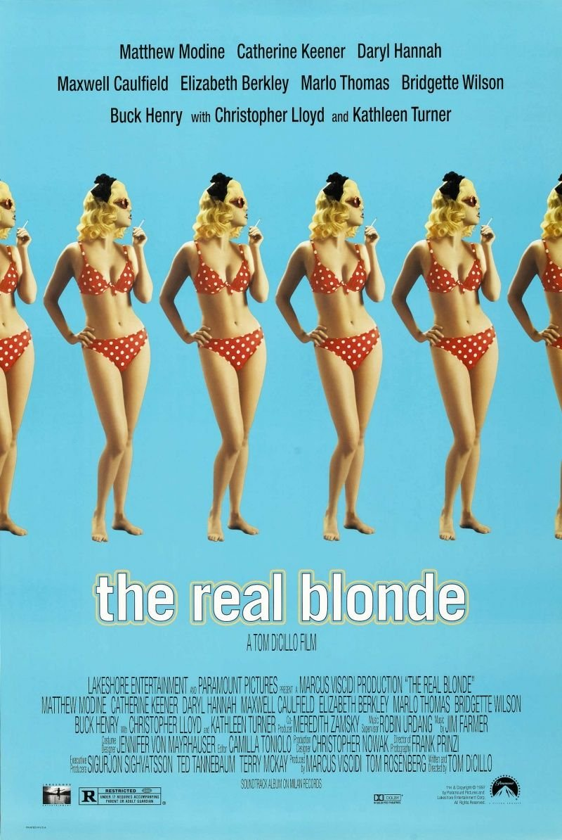 Real Blonde, The