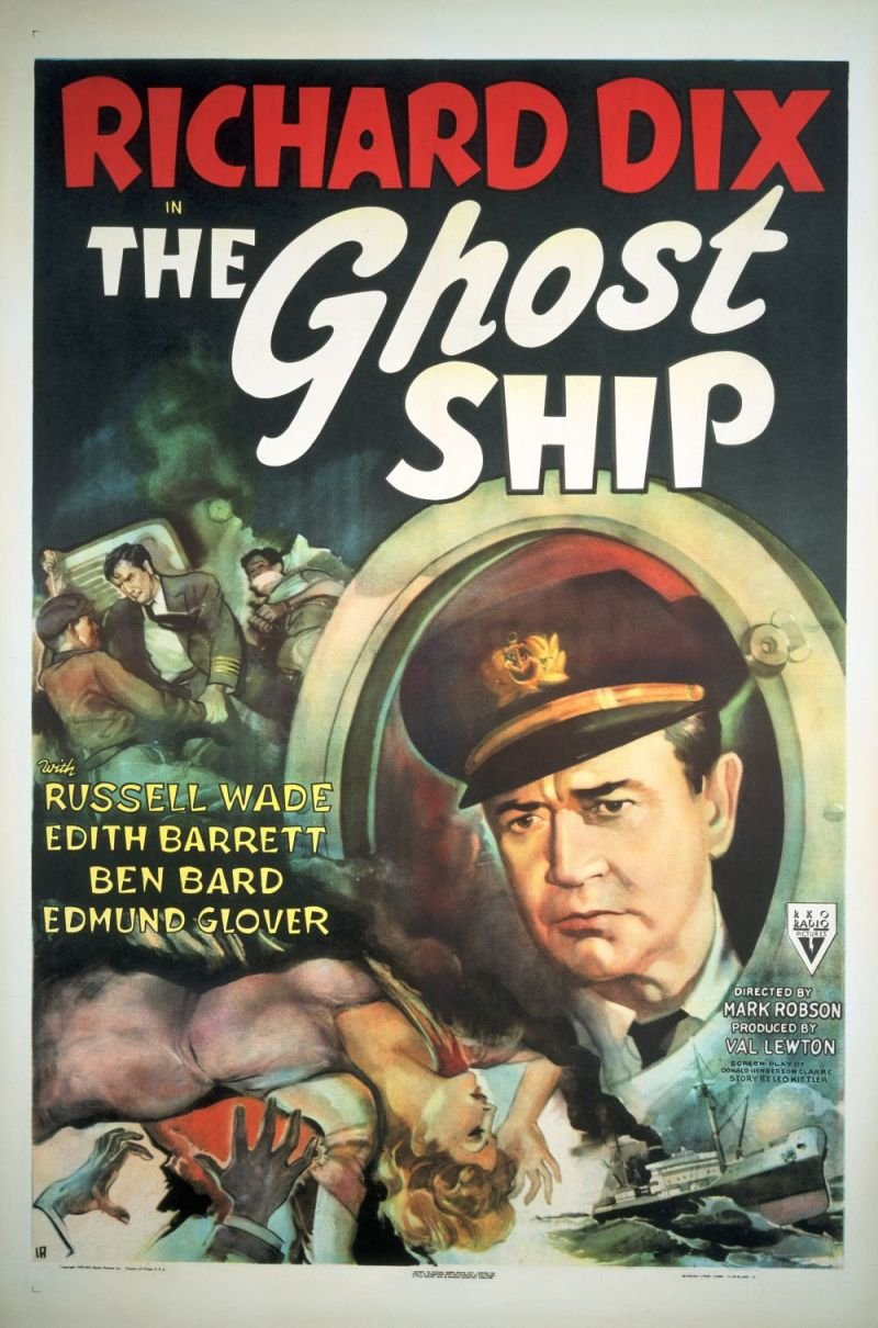 Ghost Ship, The