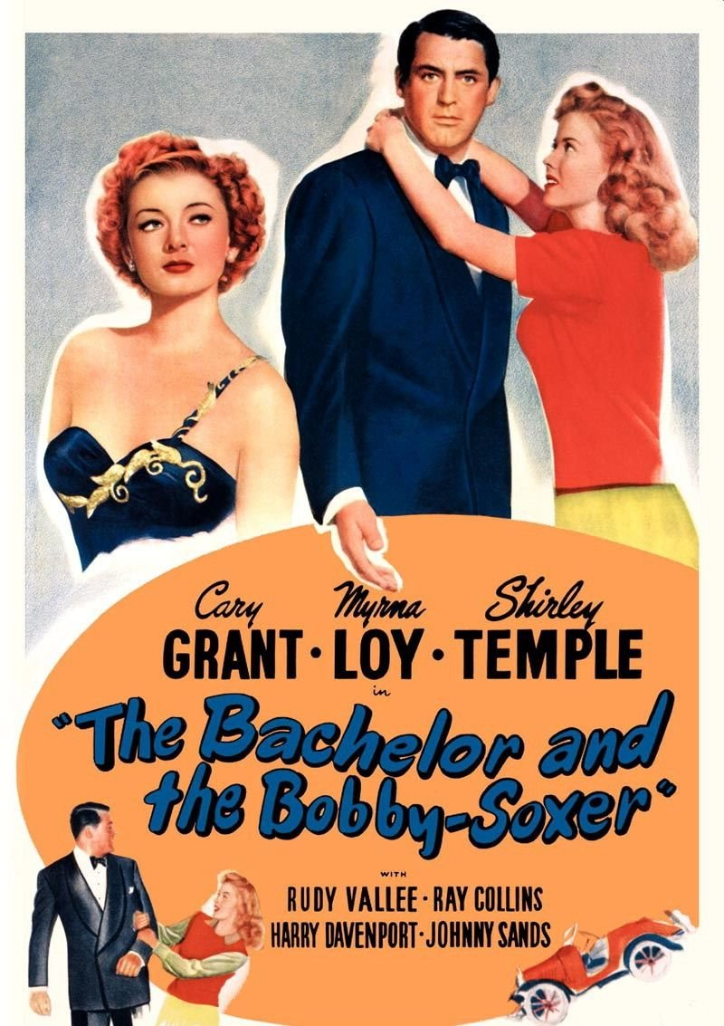 Bachelor and the Bobby-Soxer, The