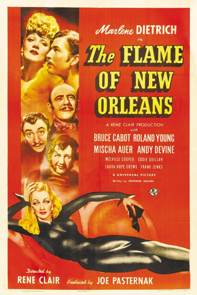 Flame of New Orleans, The