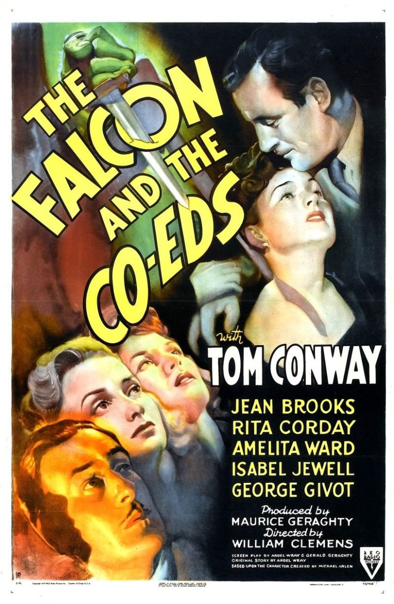 Falcon and the Co-eds, The