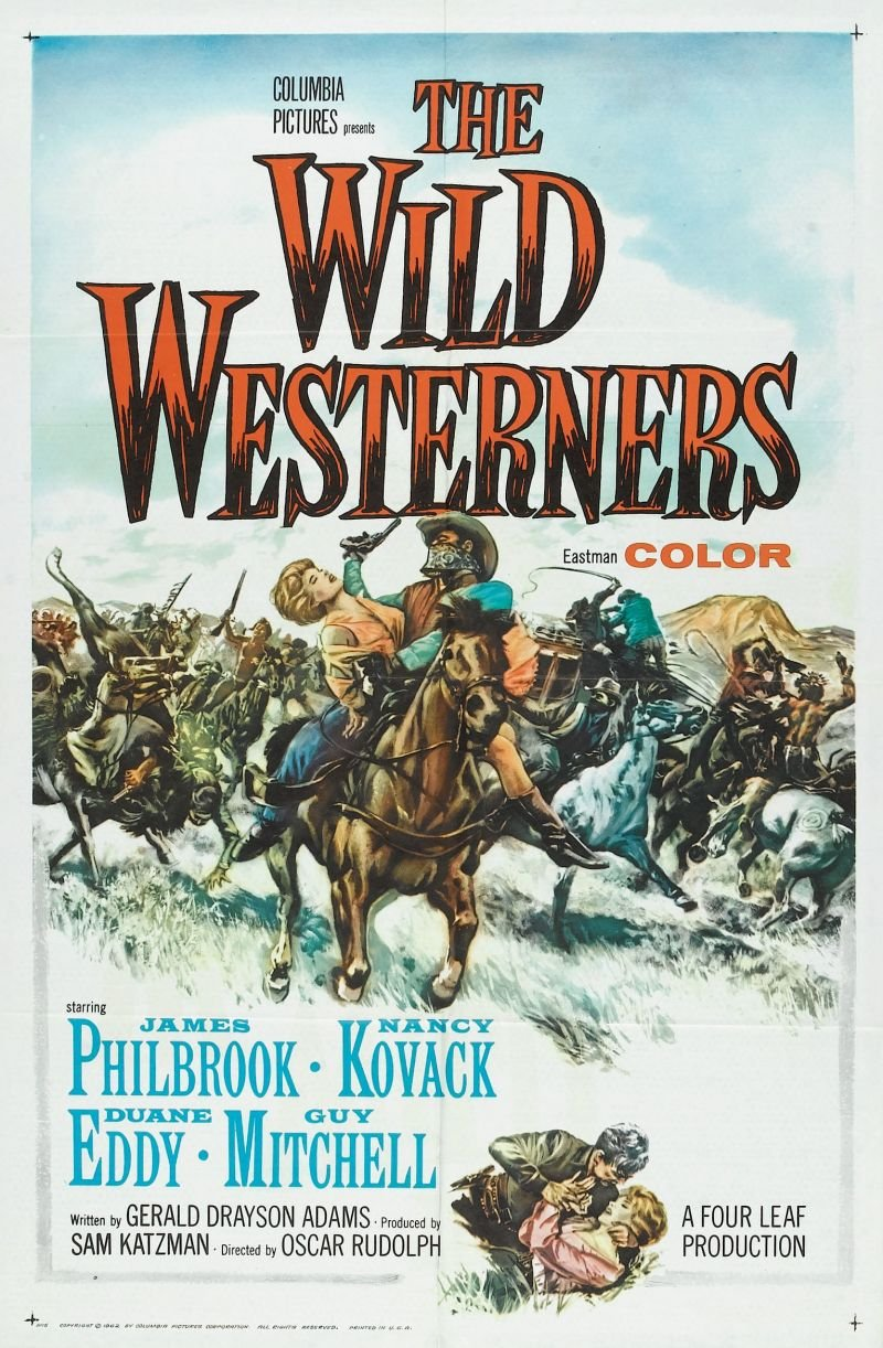 Wild Westerners, The
