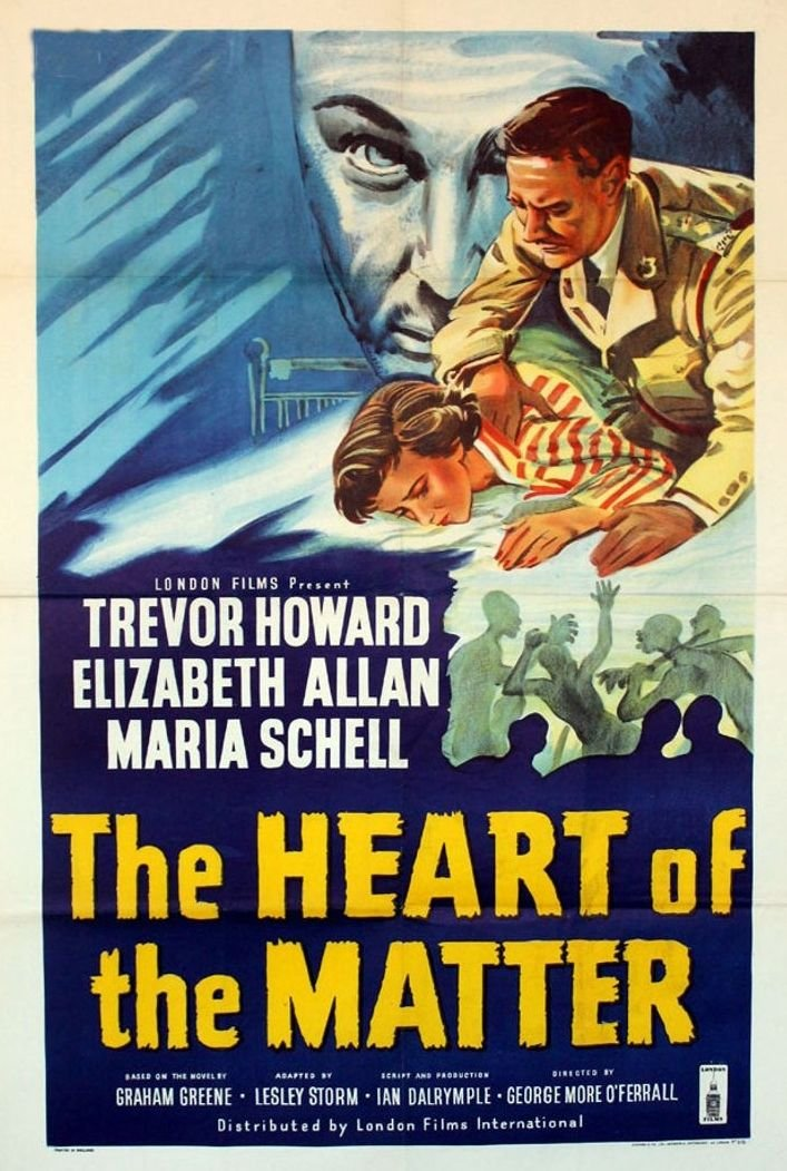 Heart of the Matter, The