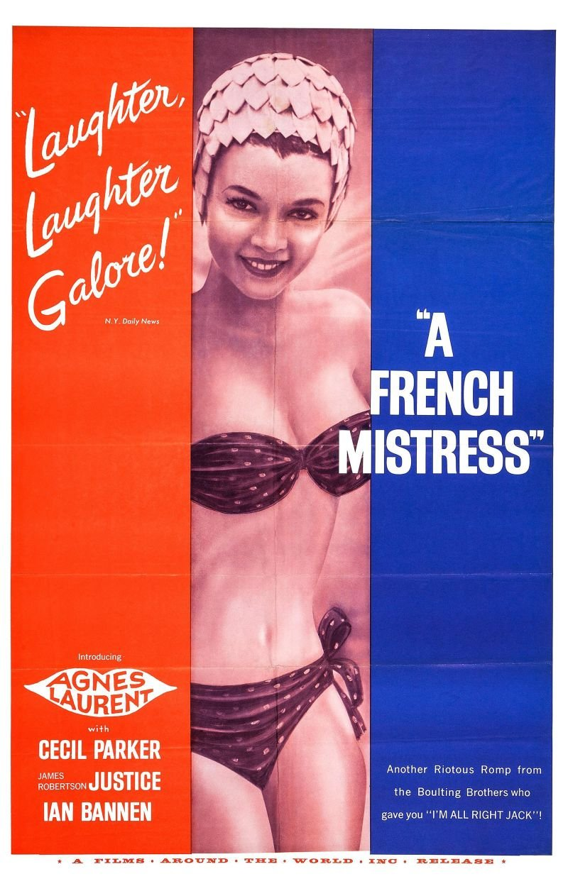 French Mistress, A