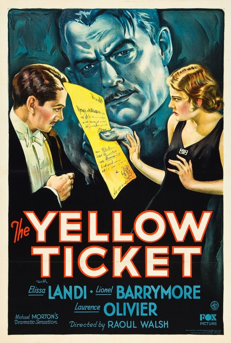 Yellow Ticket, The
