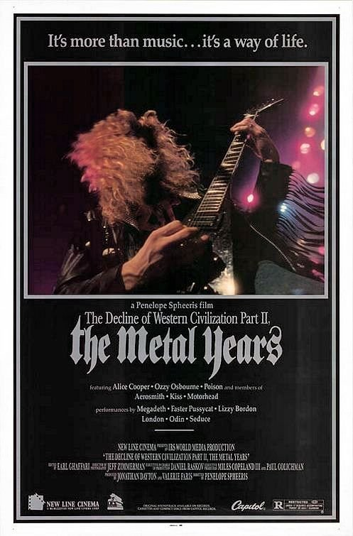 Decline of Western Civilization 2: The Metal Years, The