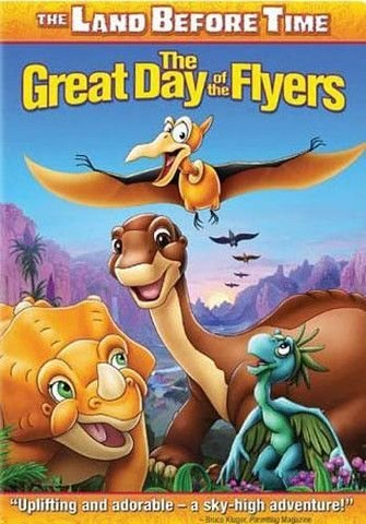 Land before Time XII: The Great Day of the Flyers, The