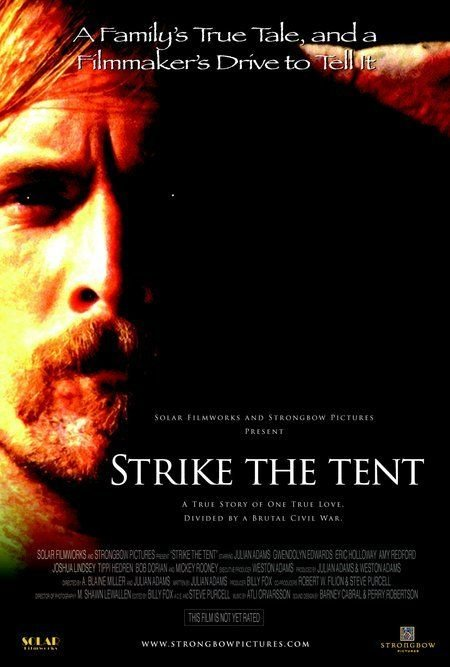 Strike the Tent