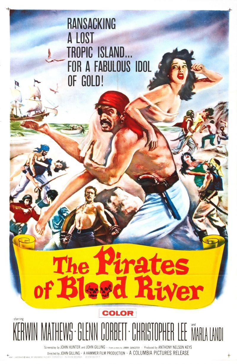 Pirates of Blood River, The