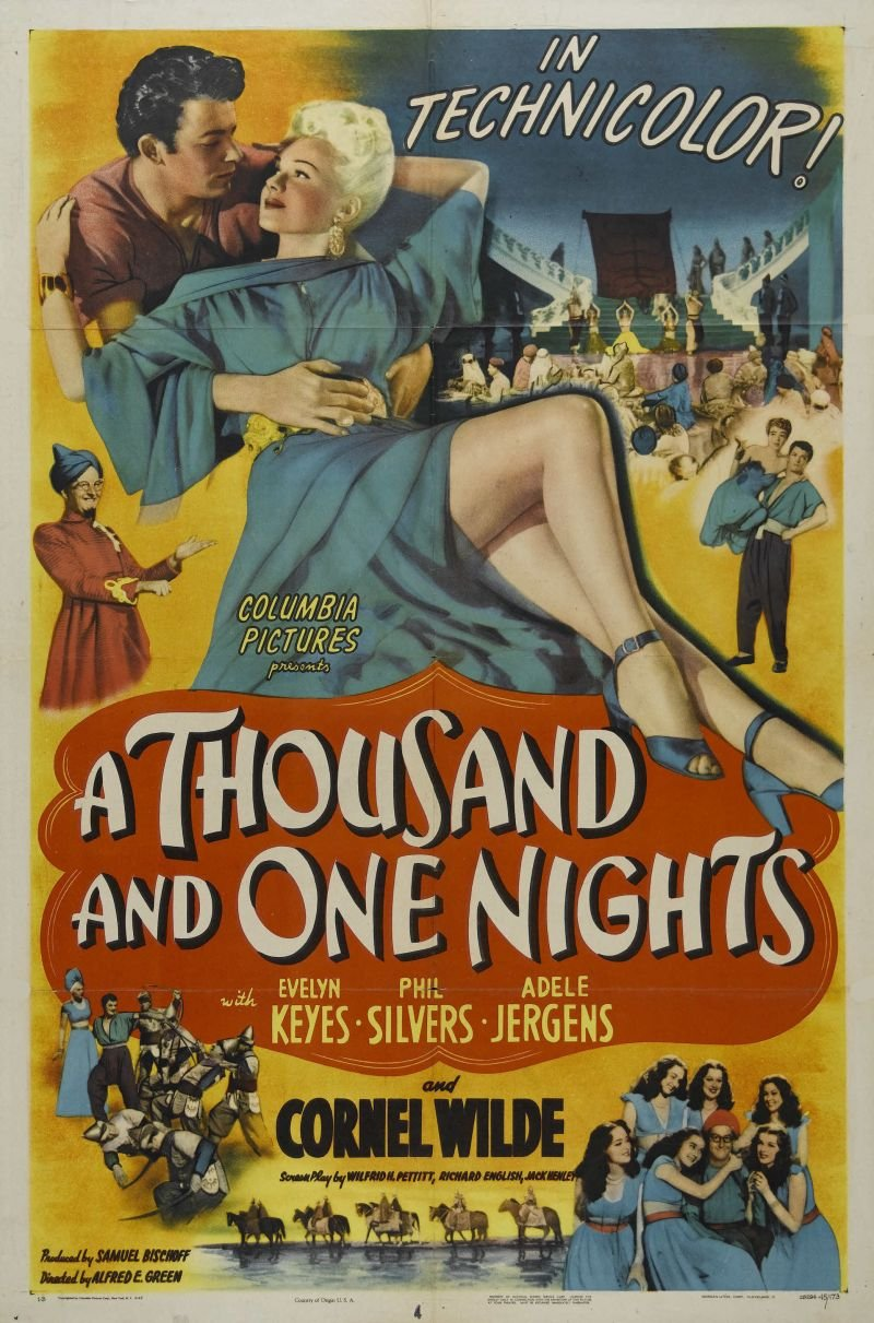 Thousand and One Nights, A