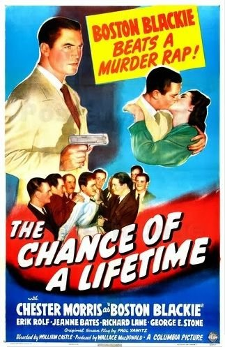 Chance of a Lifetime, The