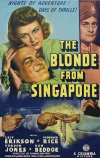 Blonde from Singapore, The