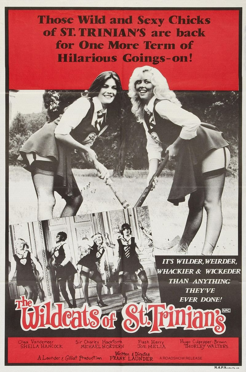 Wildcats of St. Trinian's, The