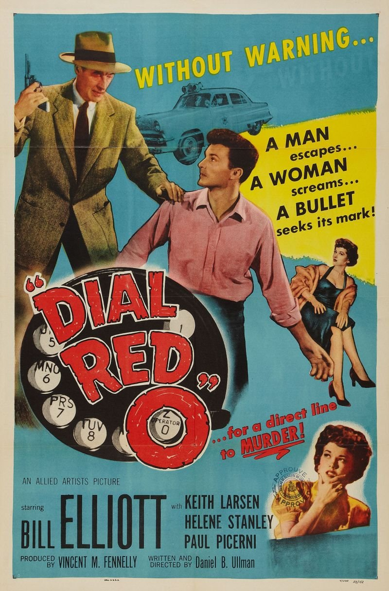 Dial Red 0