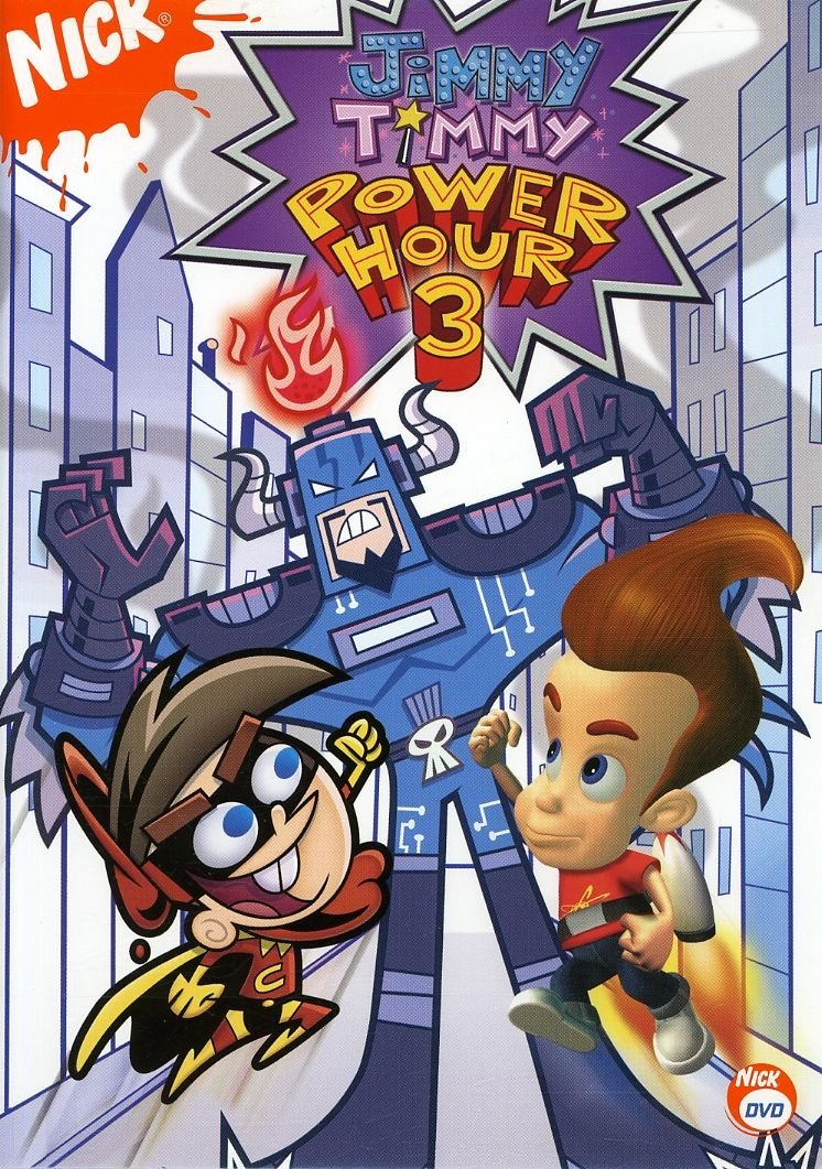 Jimmy Timmy Power Hour 3: The Jerkinators!, The