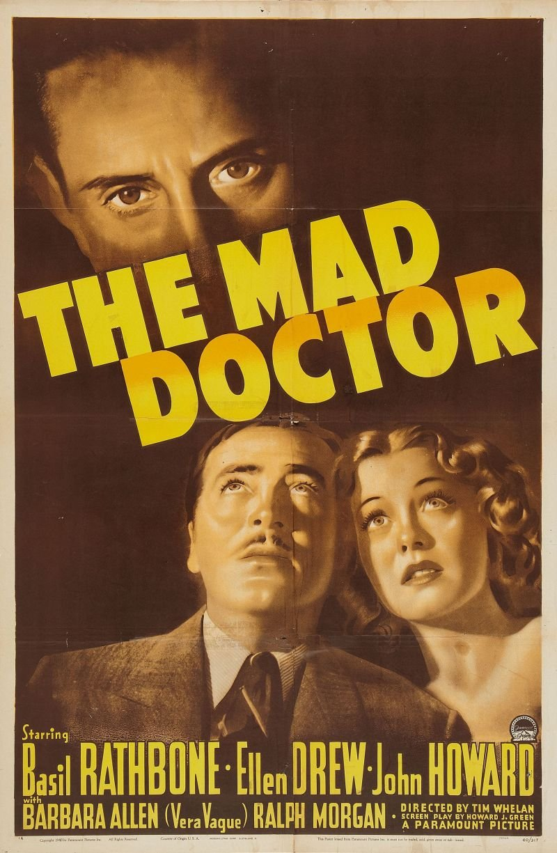 Mad Doctor, The