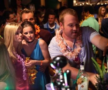 Party Never Stops: Diary of a Binge Drinker, The