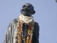 In Search of Gandhi