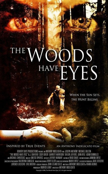 Woods Have Eyes, The