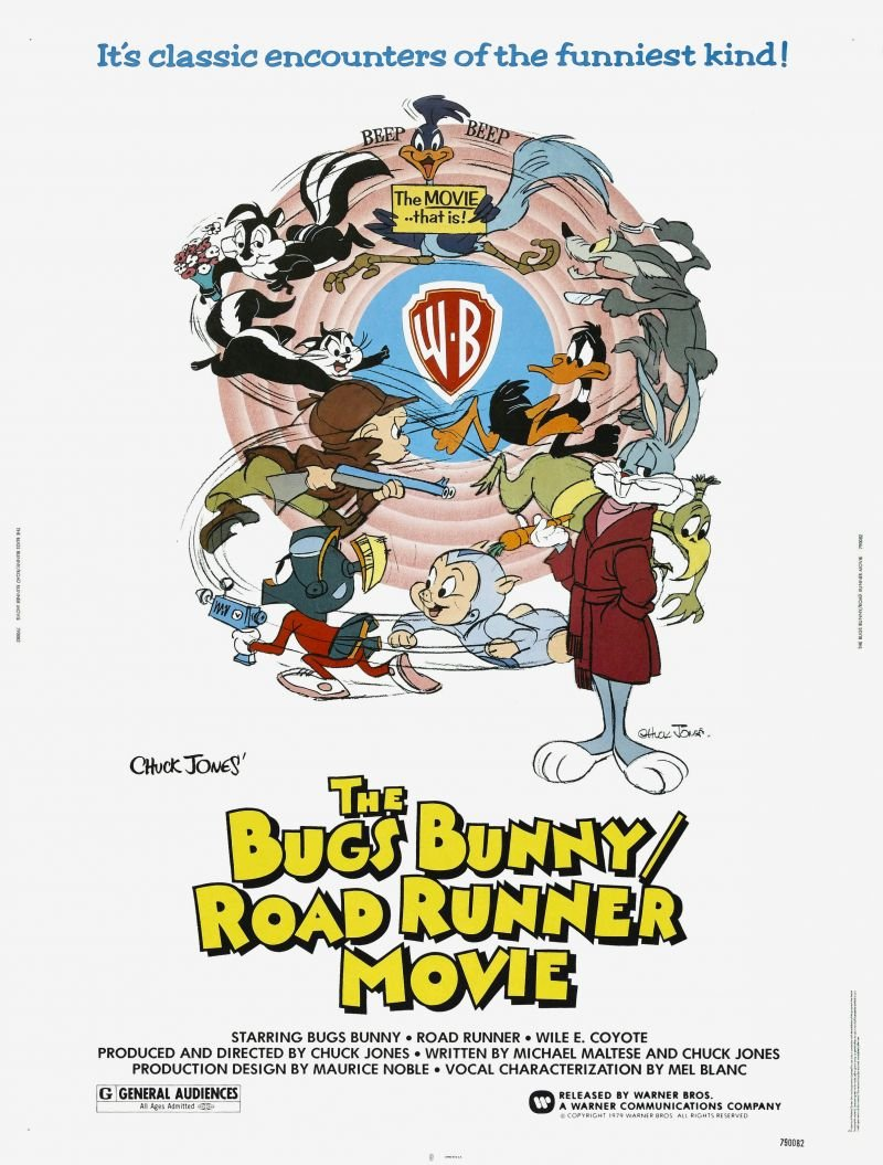 Bugs Bunny/Road-Runner Movie, The