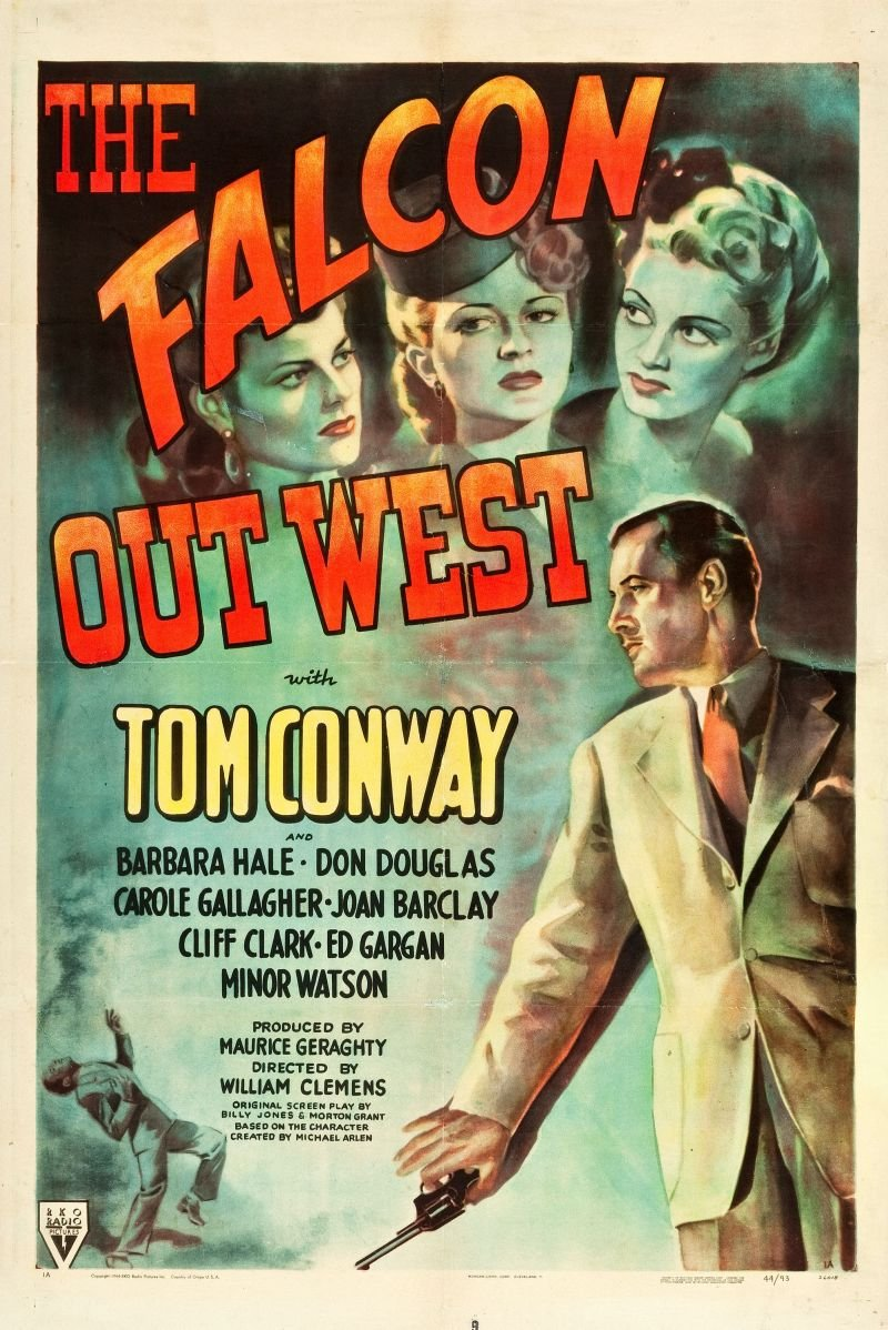 Falcon out West, The
