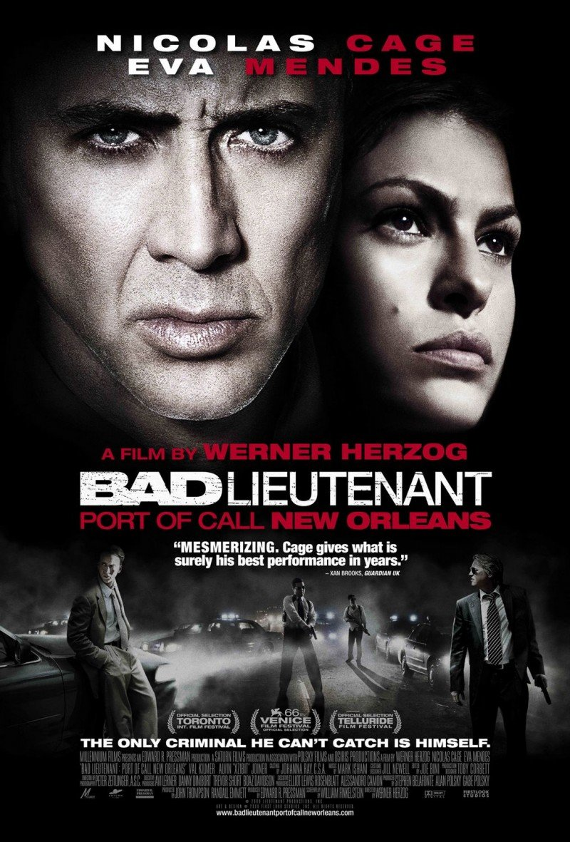 Bad Lieutenant: Port of Call - New Orleans, The