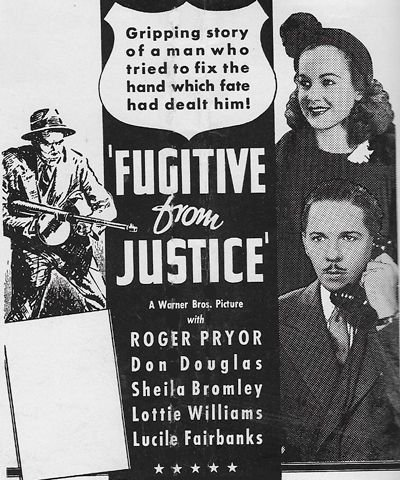 Fugitive from Justice, A