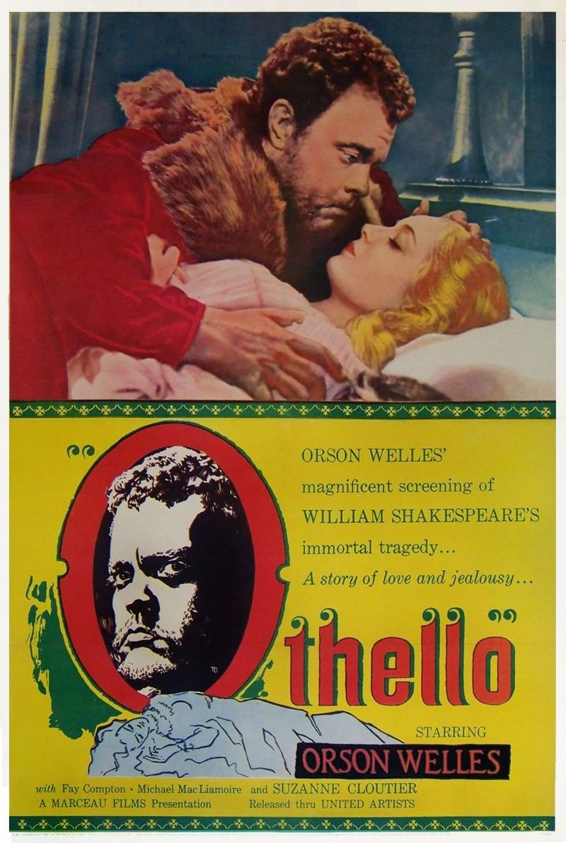 Tragedy of Othello: The Moor of Venice, The