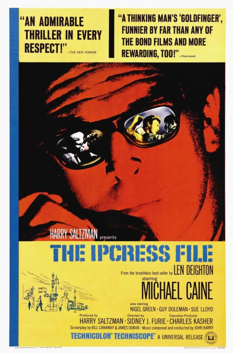 Ipcress File, The